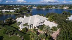 Idyllic waterfront home in vero beach luxury properties