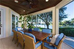 Idyllic waterfront home in vero beach luxury real estate