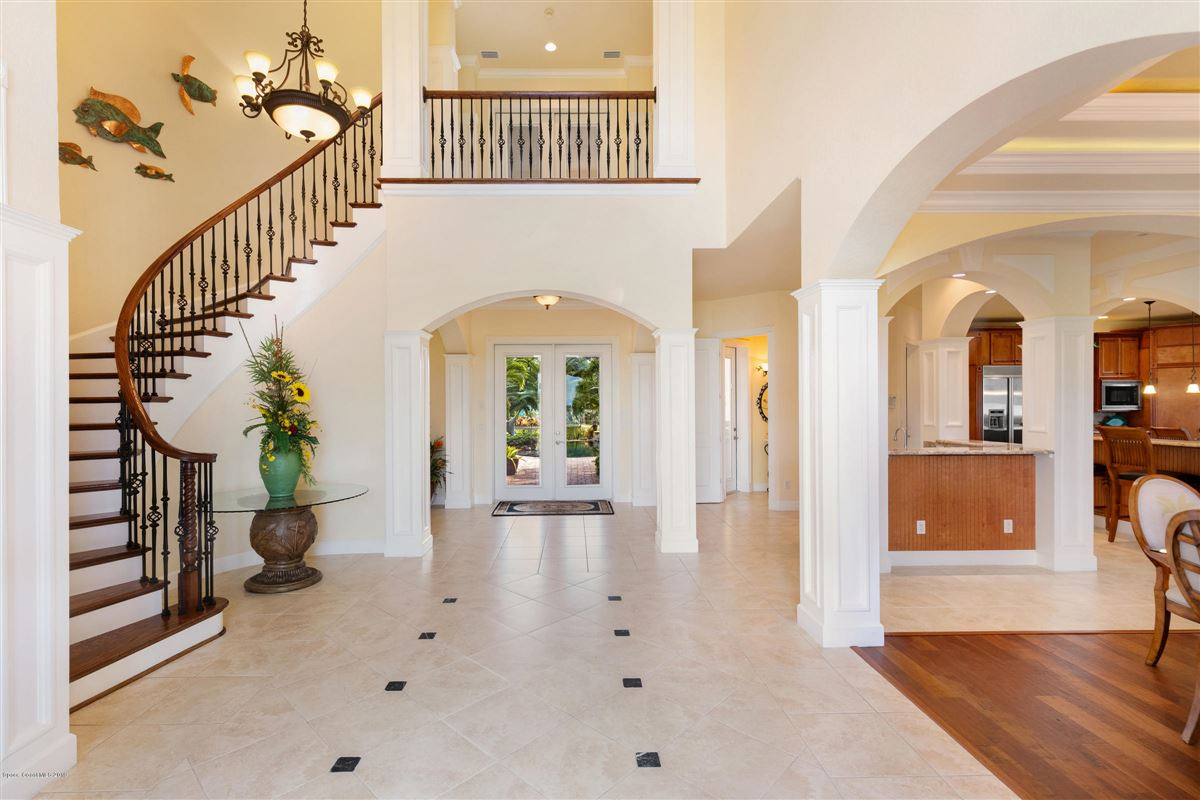 Luxury homes Indian River Pool Home