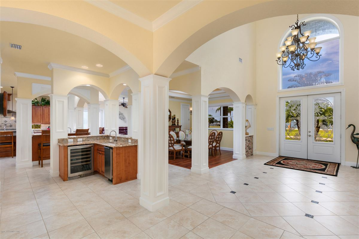 Indian River Pool Home  luxury real estate