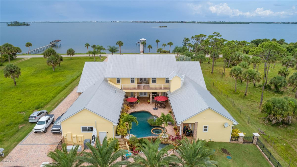 Luxury real estate Indian River Pool Home