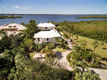 Meticulously crafted Vero Beach riverfront estate luxury properties