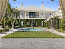 Mansions in Meticulously crafted Vero Beach riverfront estate