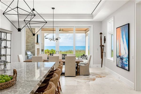 Exquisitely built oceanfront vero beach home luxury properties