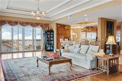 an Exquisite Penthouse Unit  mansions