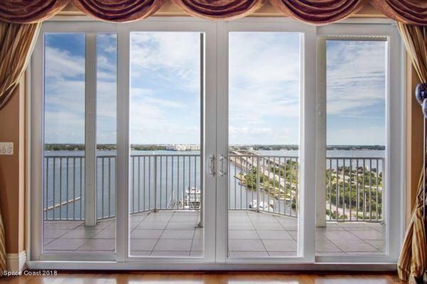 an Exquisite Penthouse Unit  luxury properties