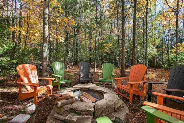Luxury properties A secluded setting in sister bay