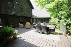 Luxury homes in A secluded setting in sister bay