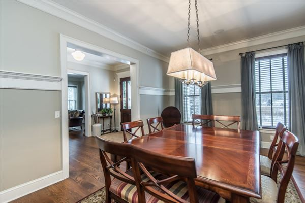 Luxury properties richly appointed majestic home