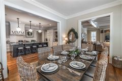 Luxury real estate richly appointed majestic home
