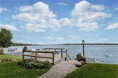 Luxury properties a resort property on Delavan Lake