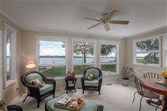 Luxury homes in a resort property on Delavan Lake