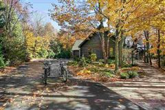 Luxury homes A secluded setting in sister bay