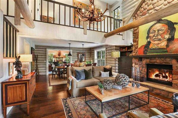 A secluded setting in sister bay luxury homes