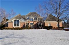this wonderful house is set on a private lot with treed backdrop luxury properties