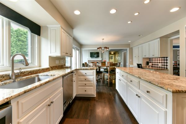 Luxury properties gorgeous home in southeast Mequon
