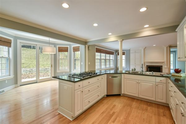 Luxury real estate Delightfully refreshed home in elm grove