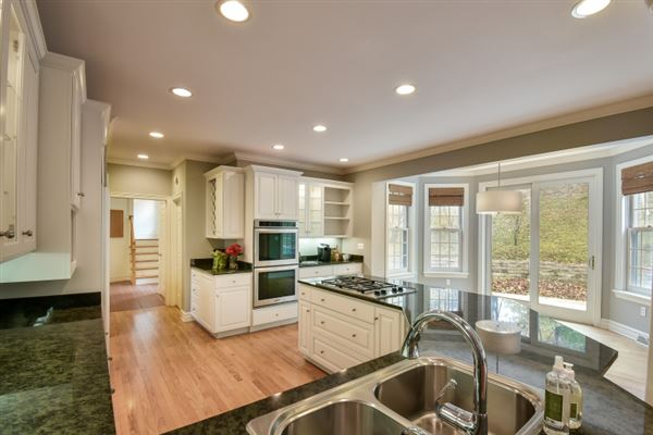 Delightfully refreshed home in elm grove luxury real estate