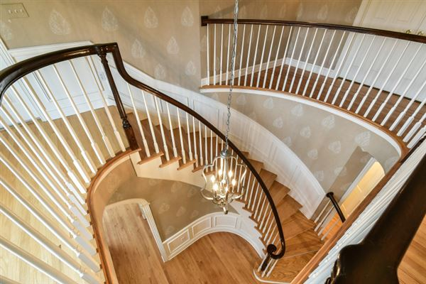 Delightfully refreshed home in elm grove luxury homes