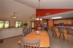 Luxury properties Impeccably maintained executive brick ranch