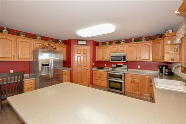 Impeccably maintained executive brick ranch luxury real estate