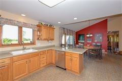 Impeccably maintained executive brick ranch mansions