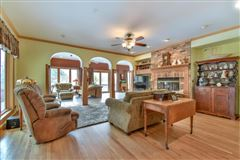 Secluded estate on over 17 pristine acres luxury real estate