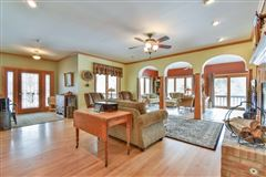Luxury properties Secluded estate on over 17 pristine acres