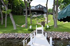 Luxury properties Stunning Lake Beulah Luxury home