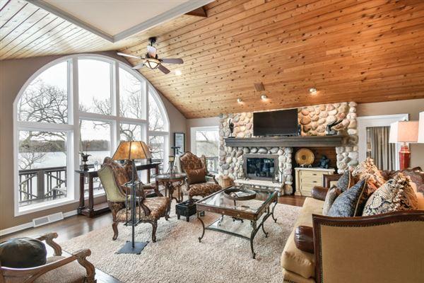 Stunning Lake Beulah Luxury home  luxury homes