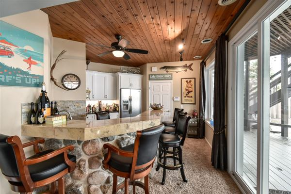 Mansions in Stunning Lake Beulah Luxury home
