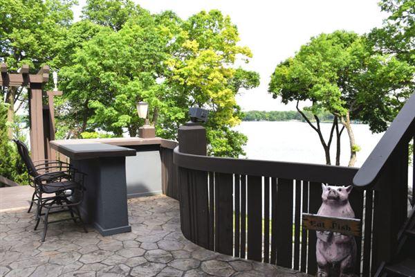 Luxury homes Stunning Lake Beulah Luxury home