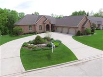 Luxury properties high quality custom home in a private setting