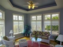 Luxury homes in high quality custom home in a private setting
