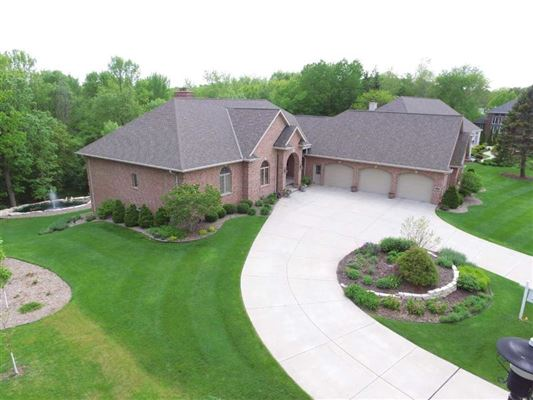 high quality custom home in a private setting luxury real estate