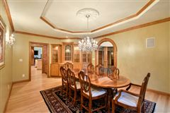 Luxury homes in superbly crafted home in Brookfield