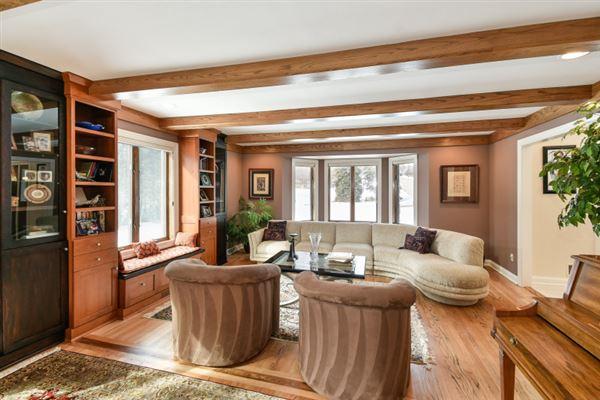Luxury homes a Brookfield beauty
