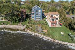 Luxury real estate Enjoy lake living at its best