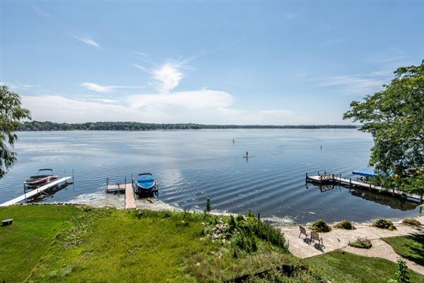 Enjoy lake living at its best luxury real estate
