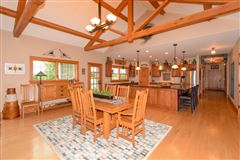 Luxury real estate Impressive equestrian estate on over 35 rolling acres in the Town of Waterford