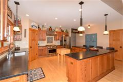 Impressive equestrian estate on over 35 rolling acres in the Town of Waterford luxury properties
