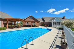 Luxury properties Impressive equestrian estate on over 35 rolling acres in the Town of Waterford