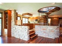Luxury properties Incomparable estate on the Fox River
