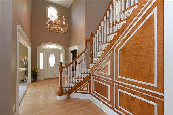 Luxury homes beautiful custom built Victorian home