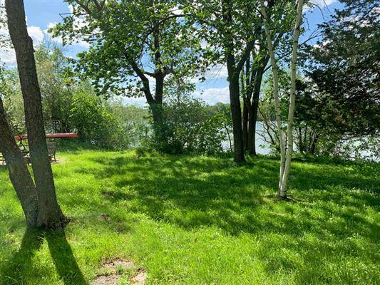 rare four-plus acres on Big Cedar Lake luxury real estate