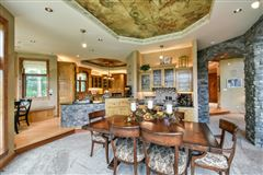 exquisite custom home on almost 12 acres luxury homes