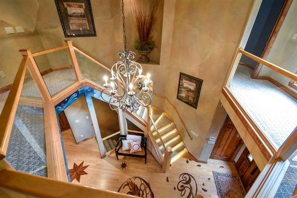 Luxury homes exquisite custom home on almost 12 acres