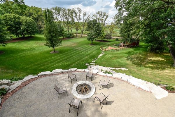exquisite custom home on almost 12 acres luxury real estate
