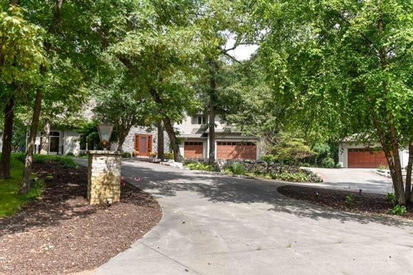exquisite custom home on almost 12 acres luxury properties