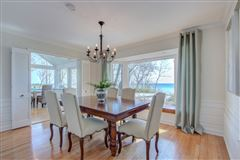 Spectacular Lake Michigan views from almost every room luxury homes